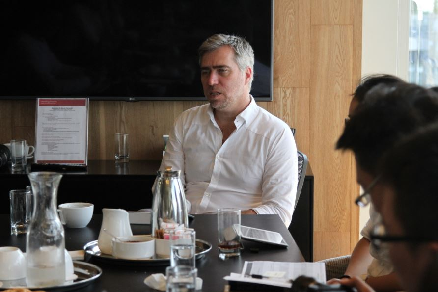 Mr. Stefan Guberman